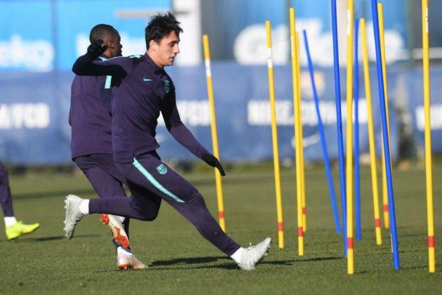 Ignasi Vilarrasa Entrenament FC Barcelonajpeg