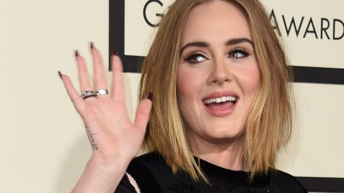 Adele diet