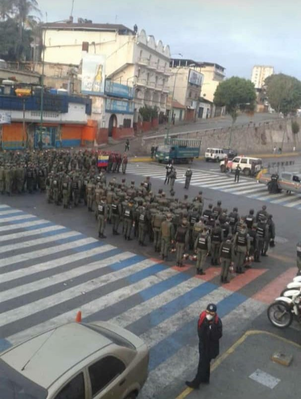 Petare Militarizada