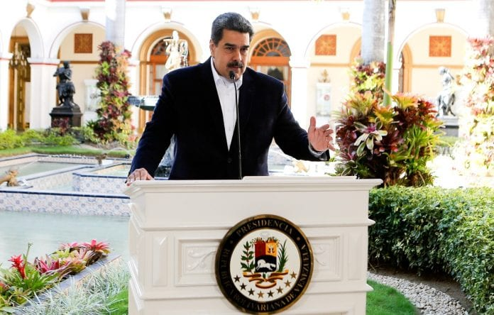 Régimen de Nicolás Maduro, coronavirus, diálogo, Colombia pandemia
