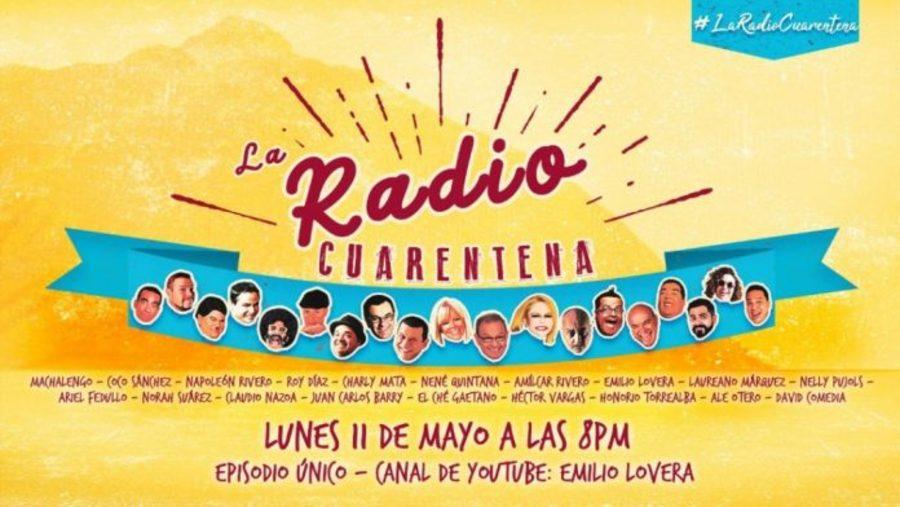 Radio Cuarentena Reune A Humoristas Durante El Confinamiento