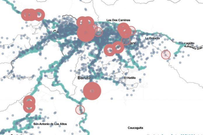 antenas en Caracas espionaje llamadas