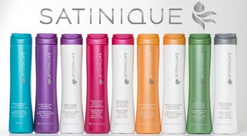 satinique shampo acondicionador