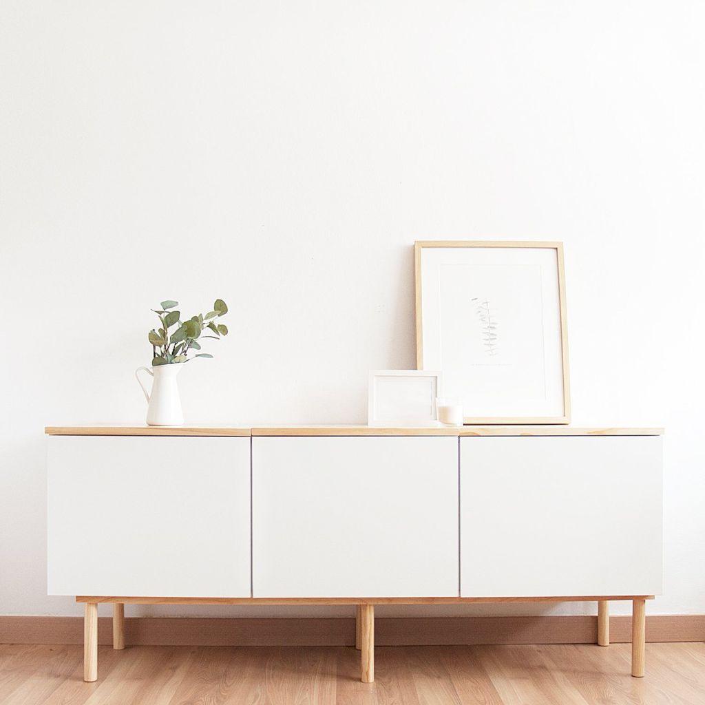 mueble de Tv para un salón minimalista