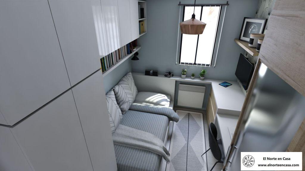 Sala de estar Minicasa