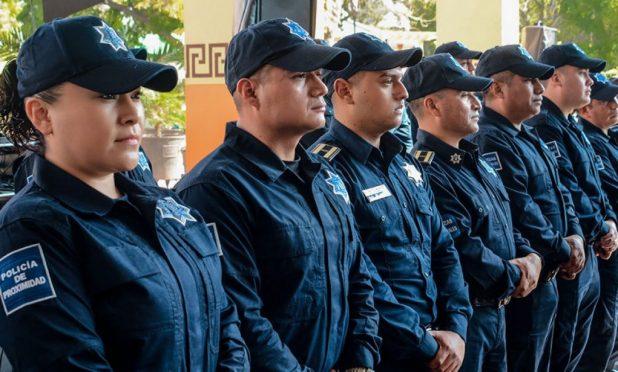 Resultado de imagen para policias municipales hidalgo