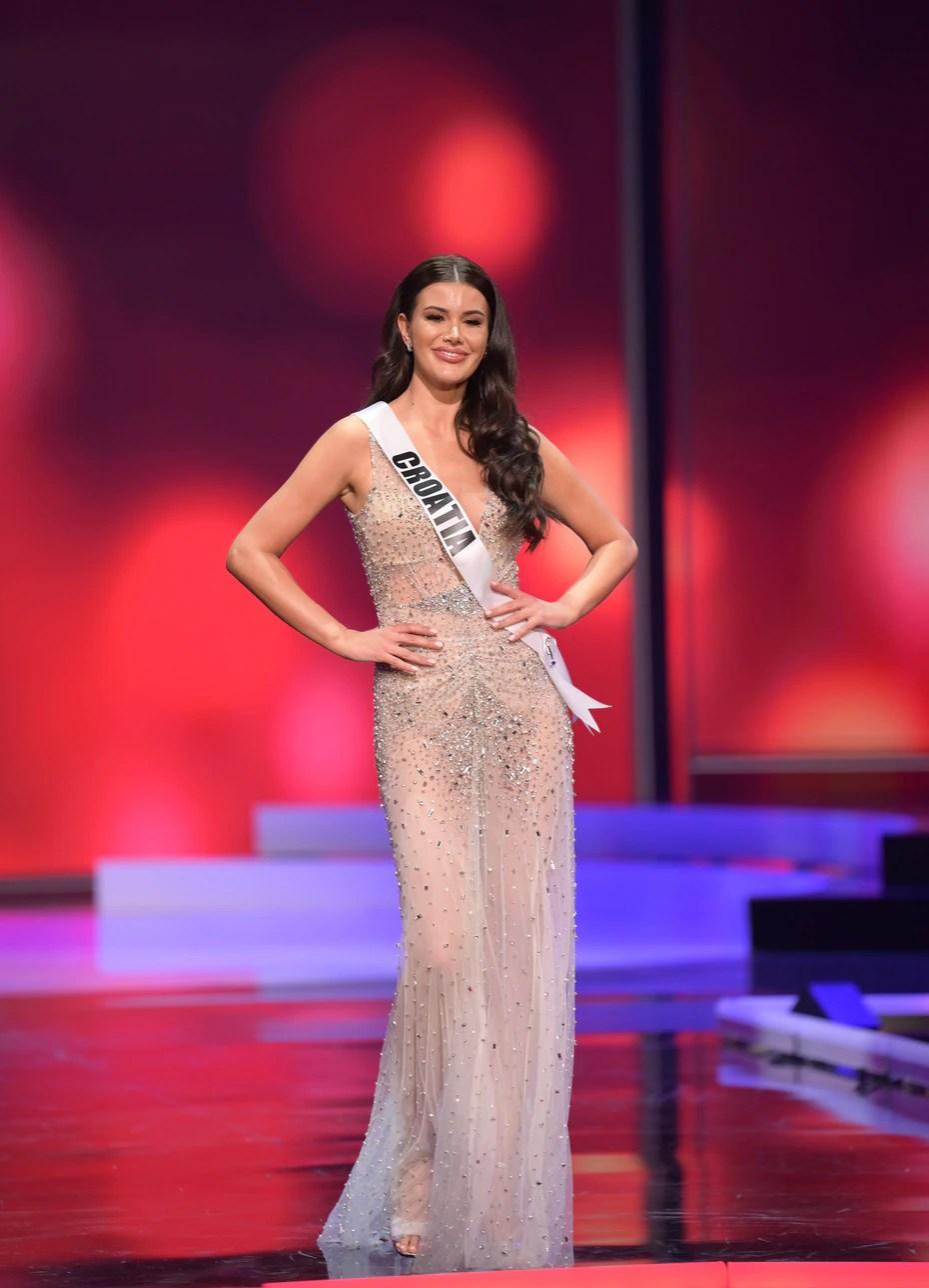 Mirna Naiia Maric, Miss Universe Croacia.