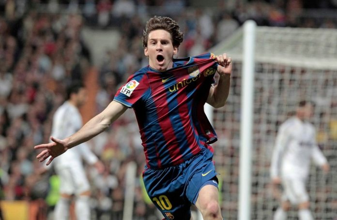 In 2012, after beating Barca's Bayer Leverkusen 7–1, Argentina became the first player to score five goals in a Champions League game.