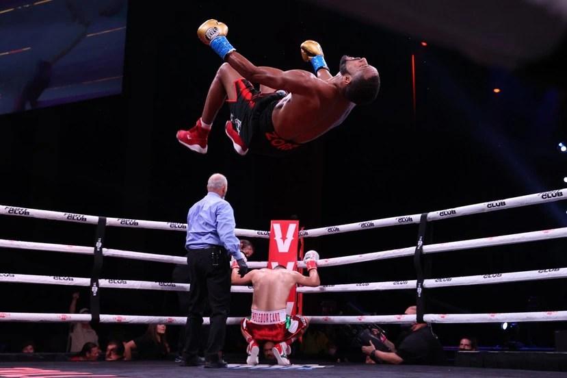 El invicto Danielito Zorrilla hace otra defensa exitosa de su cinturón de la NABO en las 140 libras