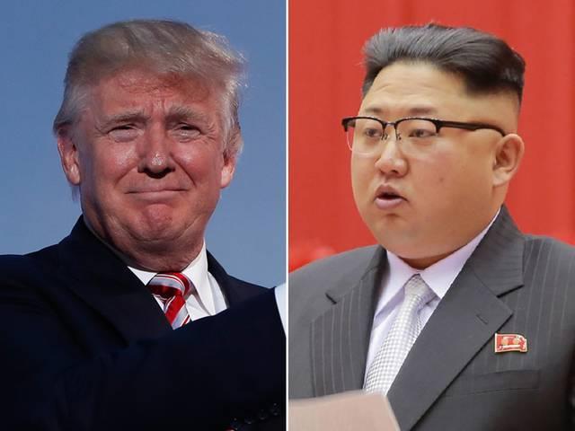 Resultado de imagen para Trump contra Norcorea, una amenaza a la Humanidad