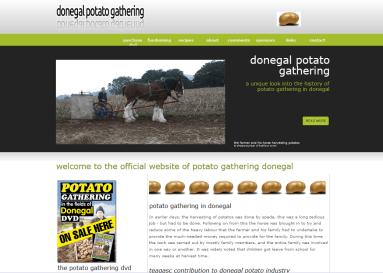 Donegal Potato Gathering DVD