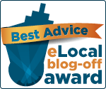 eLocal Blog Off Best Advice