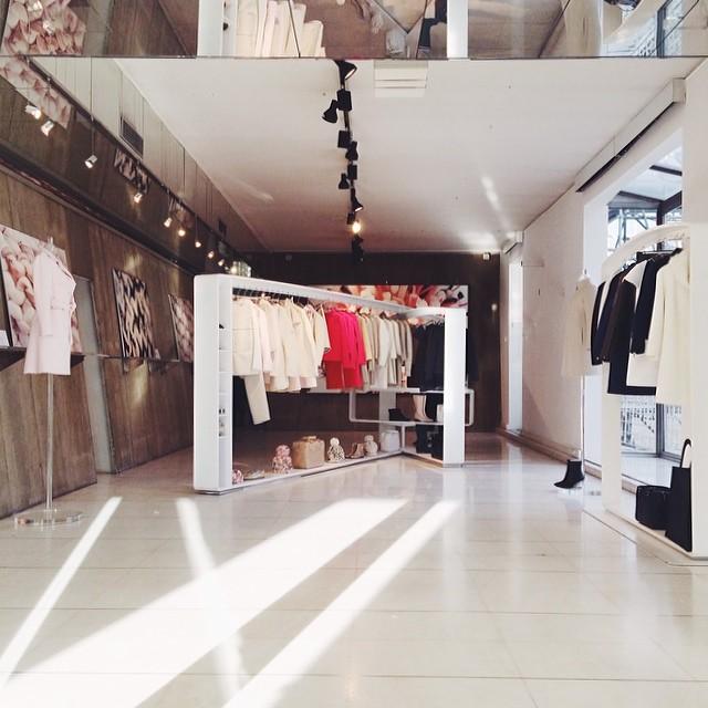showroom courreges
