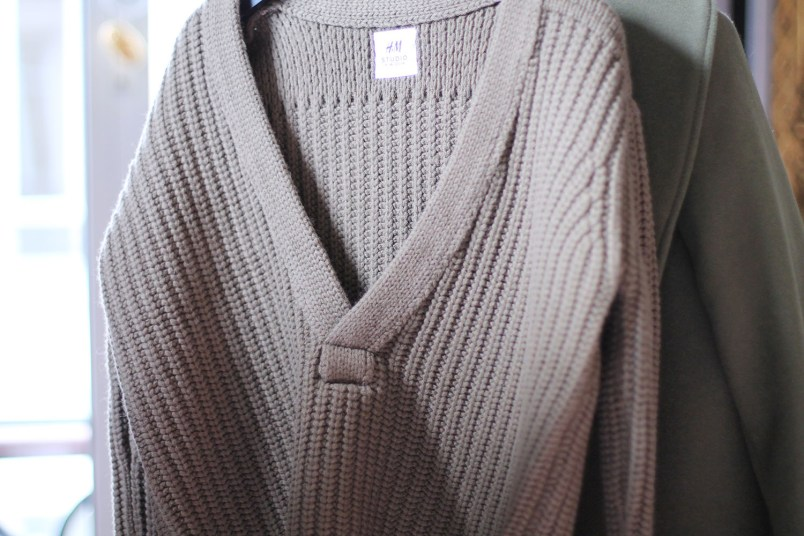 pull maille H&M