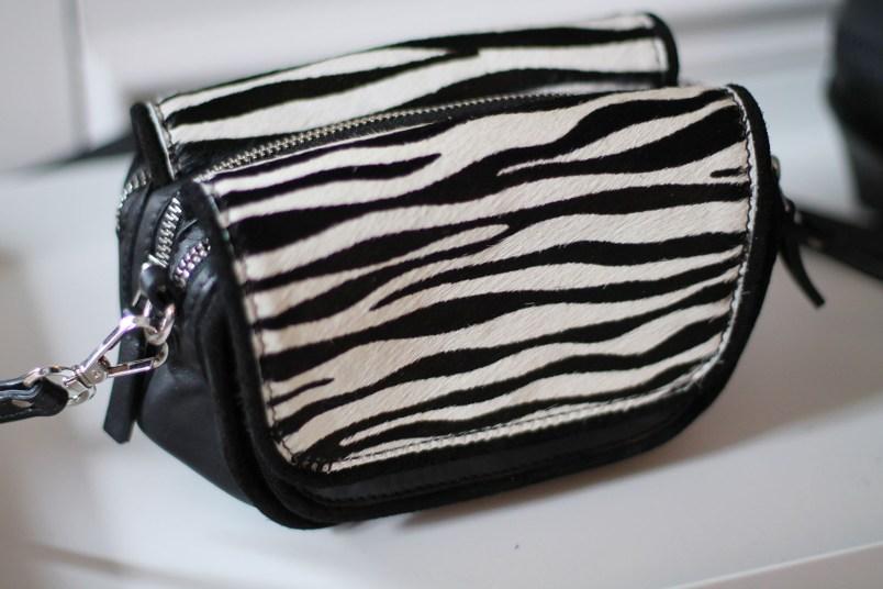 sac zebre H&M