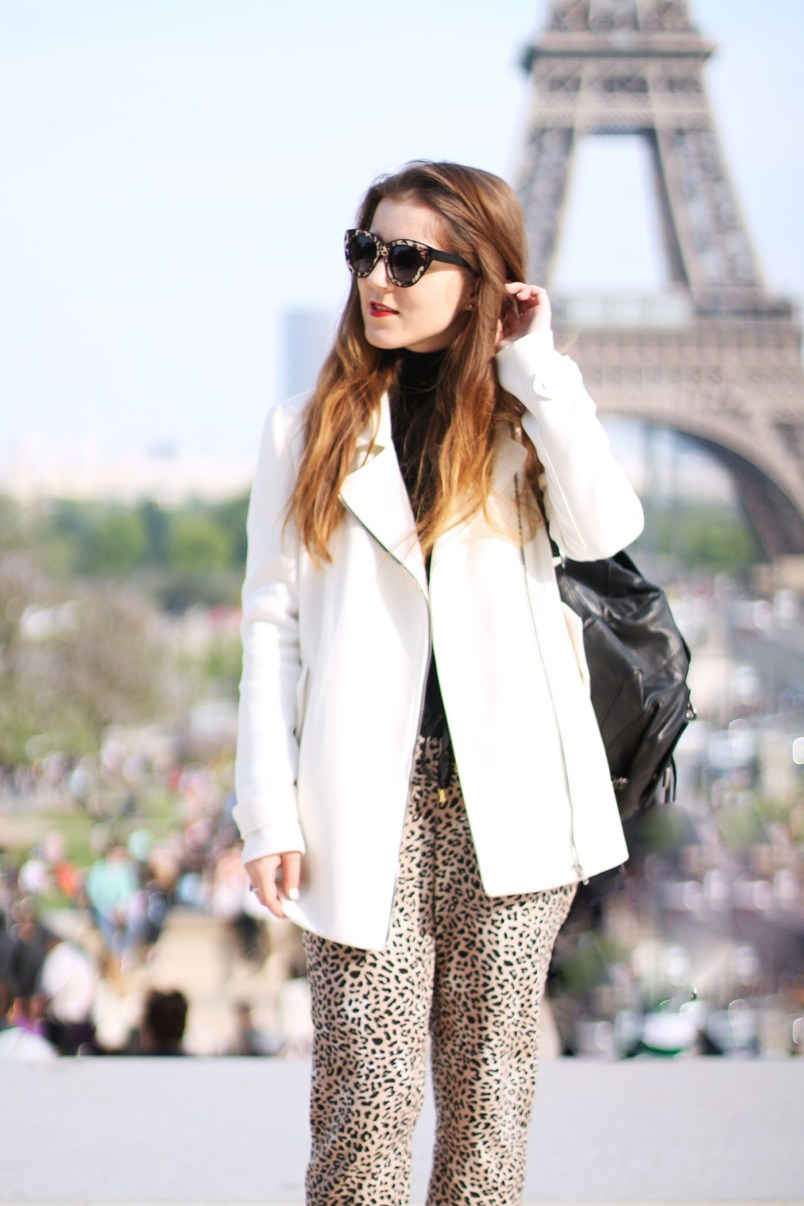 look leopard blog mode
