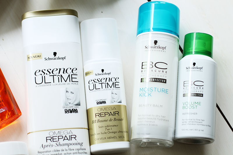 scharzkopf hair products