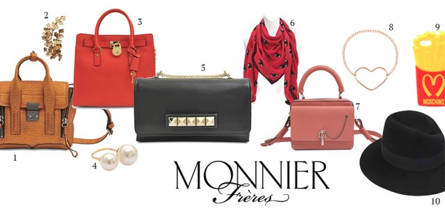 selection shopping monnier freres
