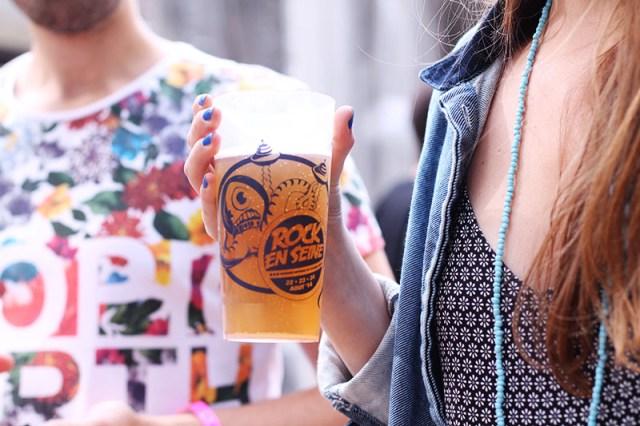 rock en seine bière