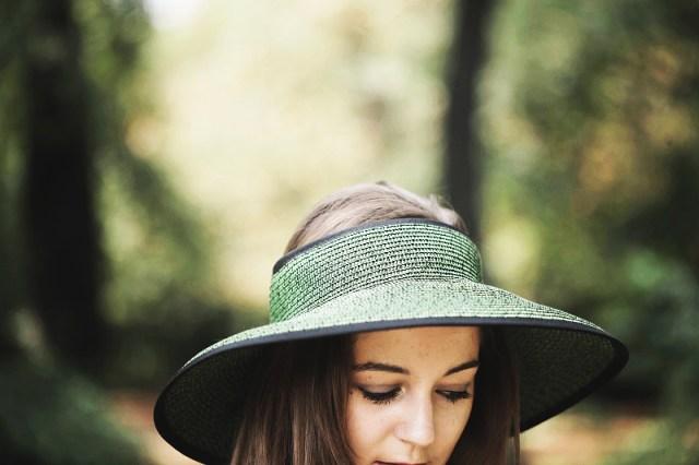 chapeau topshop