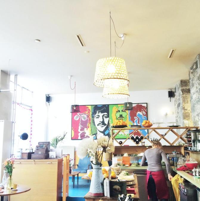 coup de girafe restaurant