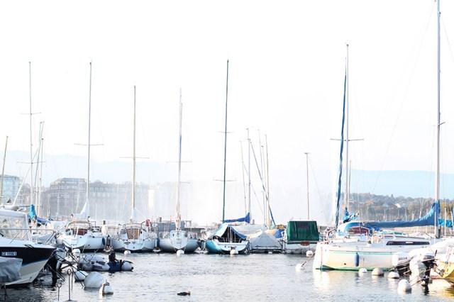 port genève