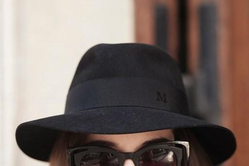 chapeau maison michel