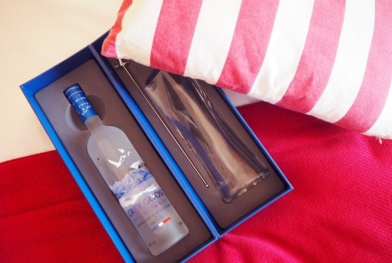 coffret vodka