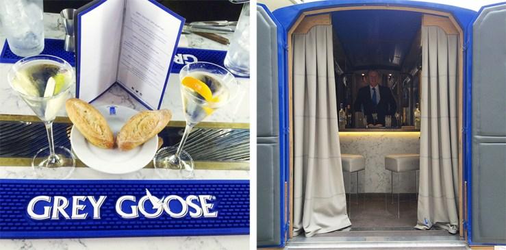 plus petit bar a dry martini au monde grey goose