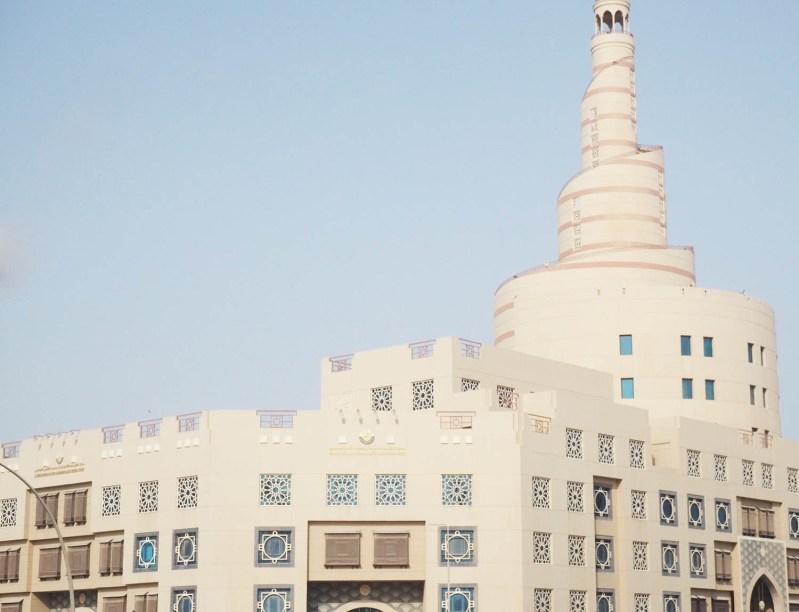 architecture qatar