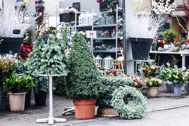 Bloemenmarkt Singel