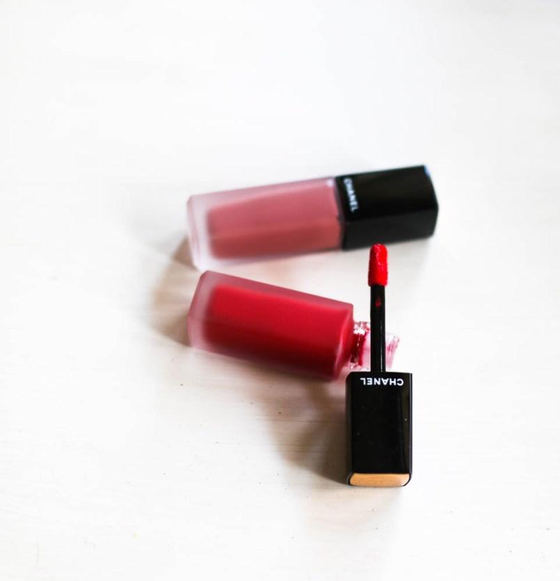 chanel-rouges à lèvres
