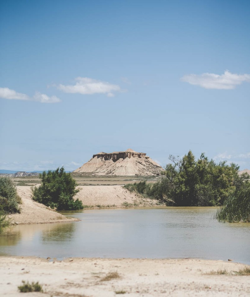 désert espagnol