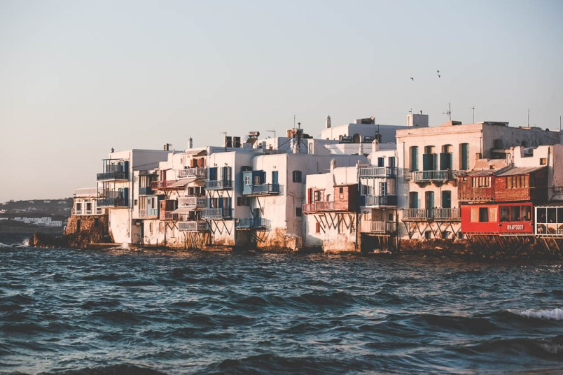 little venise mykonos greece