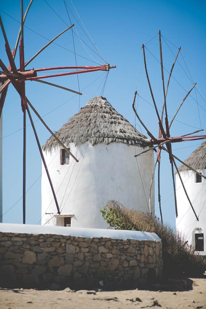 moulin à vent mykonos