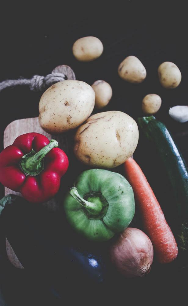 legumes panier repas