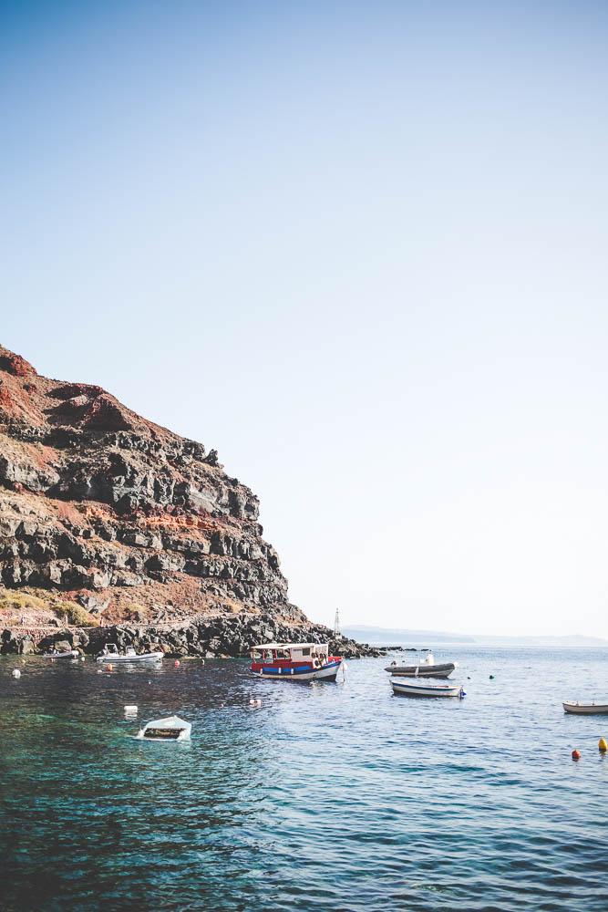 port d'ammoudi