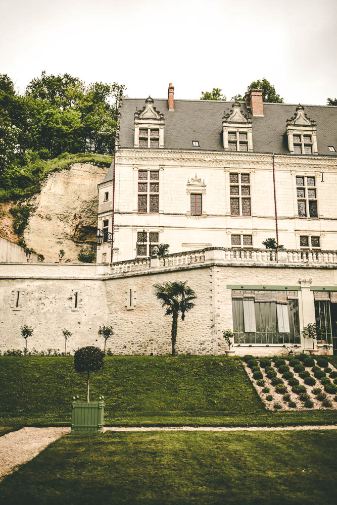 amboise château gaillard