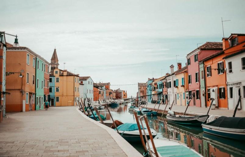 île de Burano Venise