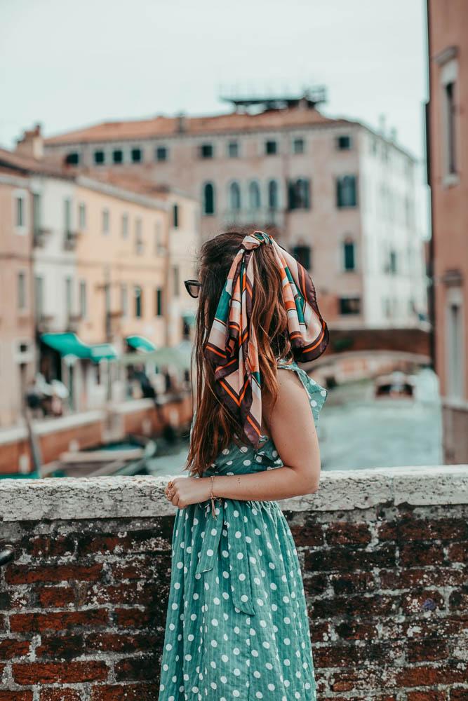 foulard cheveux