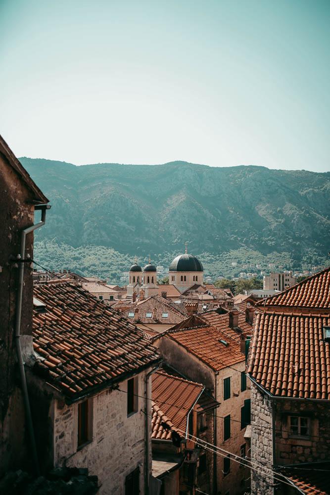 baie du montenegro