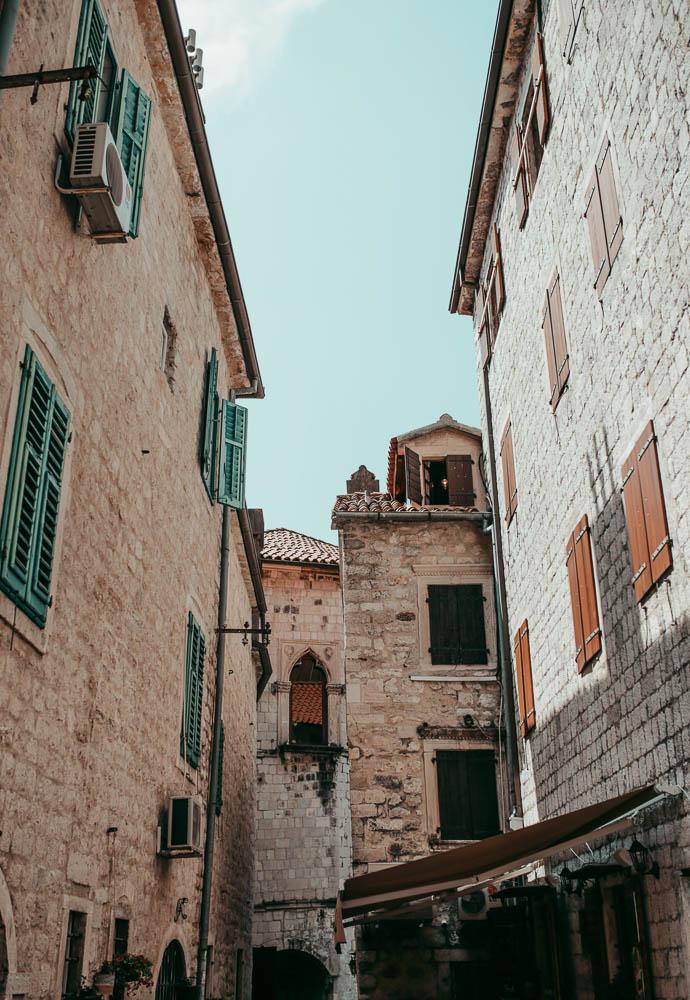vieille ville kotor