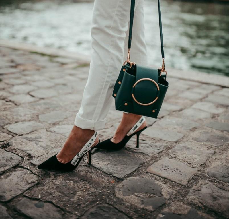 Dior slingback
