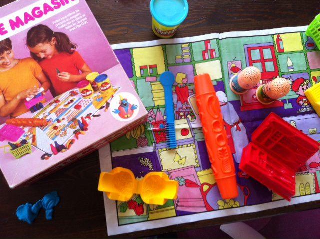 photo 414 Le magasin Play Doh : coup de foudre mère et fille !