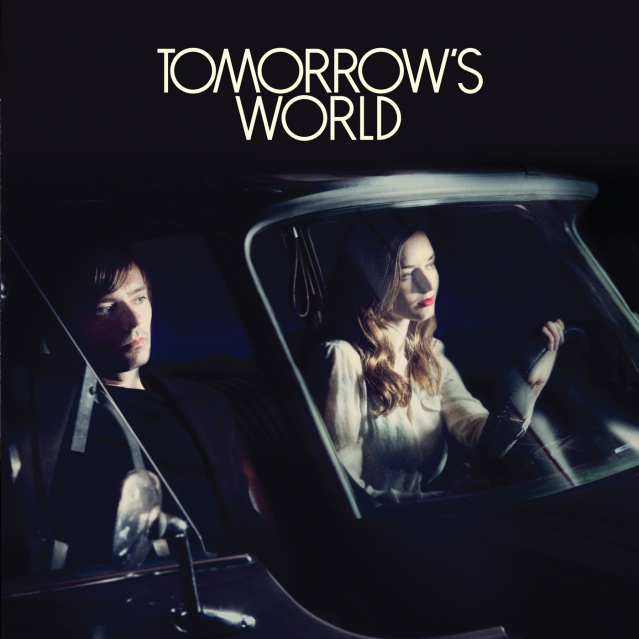 tomorrows world cover Listening on the road
