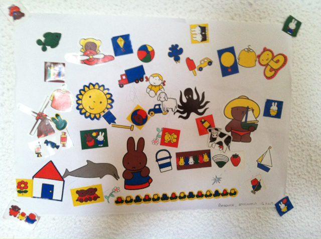 photo 21 Dans la chambre de Bérénice : décoration vintage