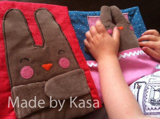 kasa4 Poupi le lapin et les rituels du soir