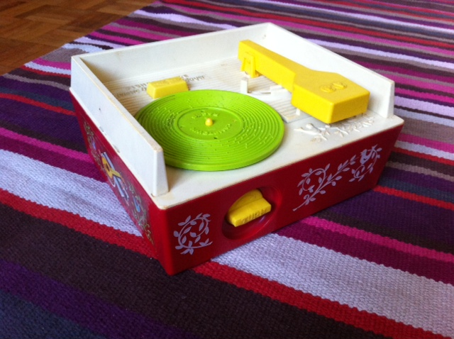 photo 2 Le graal Fisher Price !