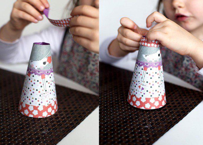 141211 flow poupee6 copie 690x496 Flow Magazine : des poupées à fabriquer (+ résultat concours)