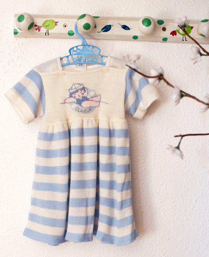 150105 robe vintage 690x850 Mes petits vêtements portés par mon bébé